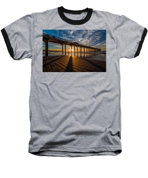 Reflection And Shadow Baseball T-Shirt