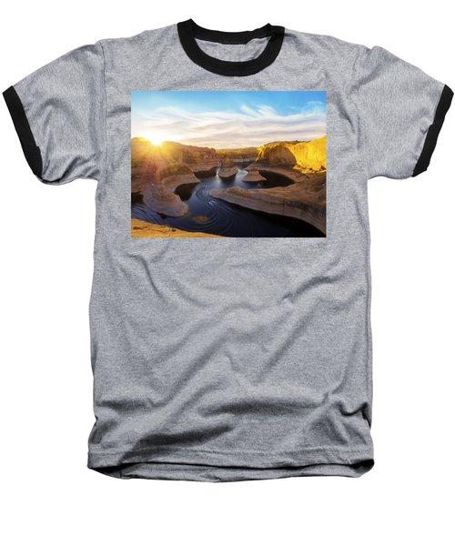 Reflection Canyon Baseball T-Shirt