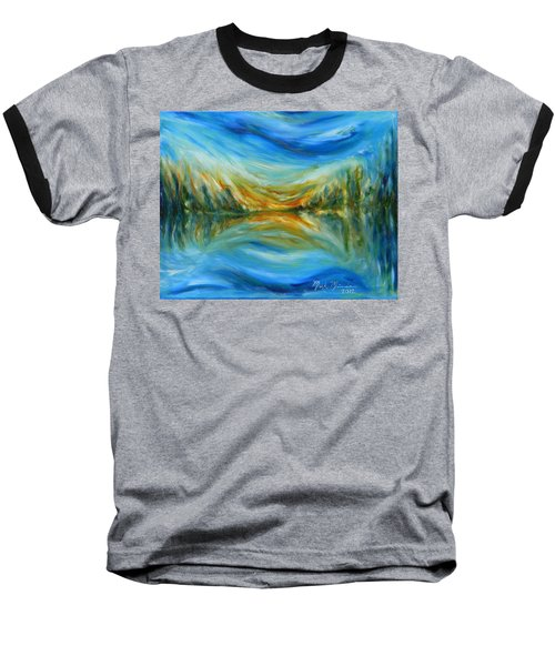 Reflection Baseball T-Shirt