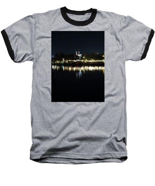 Reflection Of Lights Baseball T-Shirt