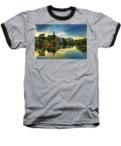 Reflection Of Spring Baseball T-Shirt