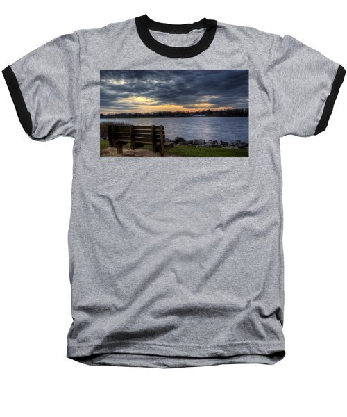 Reflection Time Baseball T-Shirt