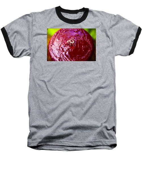 Baseball T-Shirt featuring the photograph Reflection Time by Mez