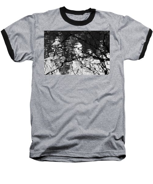Baseball T-Shirt featuring the photograph Reflection by Yulia Kazansky