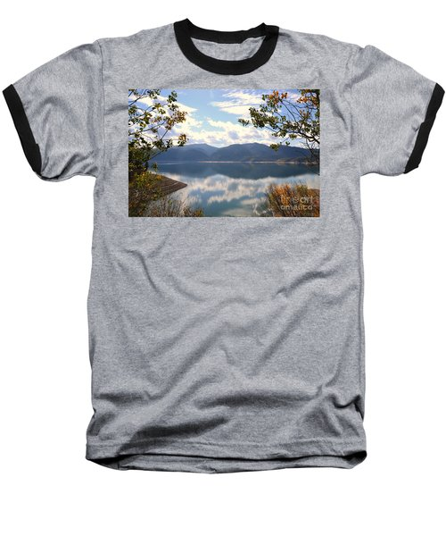 Reflections At Palisades Baseball T-Shirt