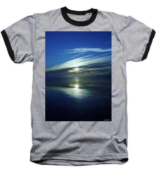 Baseball T-Shirt featuring the photograph Reflections by Barbara St Jean