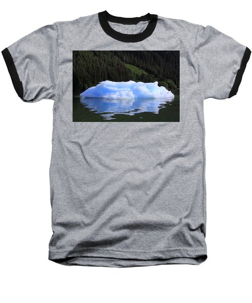 Reflections In The Sea Baseball T-Shirt by Shoal Hollingsworth