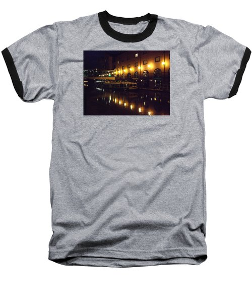 Baseball T-Shirt featuring the photograph Reflections by Jean Walker
