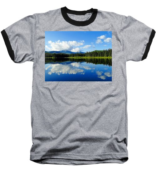 Reflections Of Nature Baseball T-Shirt