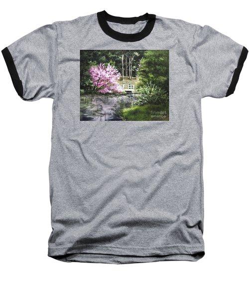 Reflections Of Spring Baseball T-Shirt