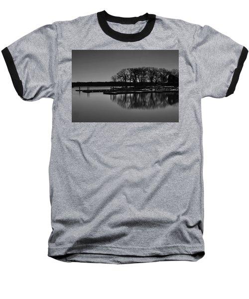 Reflections Of Water Baseball T-Shirt