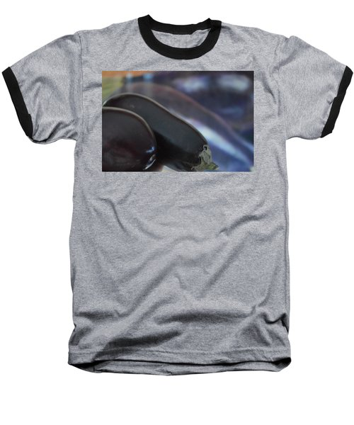 Reflections On An Ingredient Baseball T-Shirt by Brian Boyle