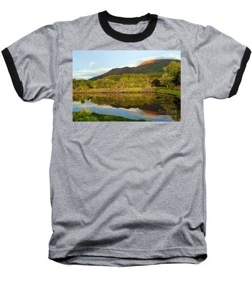 Reflections On Loch Etive Baseball T-Shirt