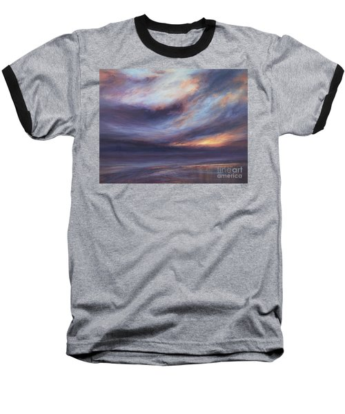 Reflections Baseball T-Shirt by Valerie Travers