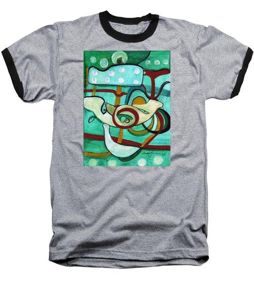 Reflective #3 Baseball T-Shirt