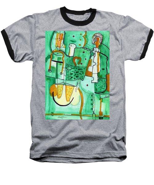 Reflective #8 Baseball T-Shirt