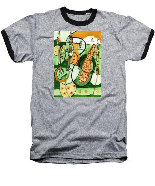 Reflective #9 Baseball T-Shirt