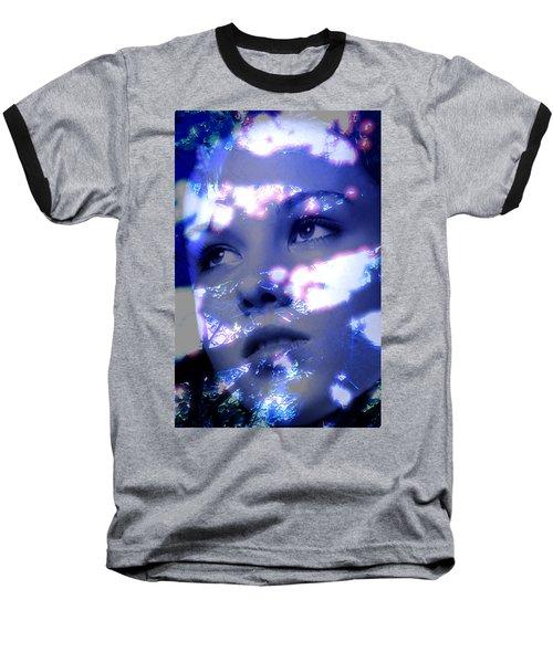Reflective Baseball T-Shirt