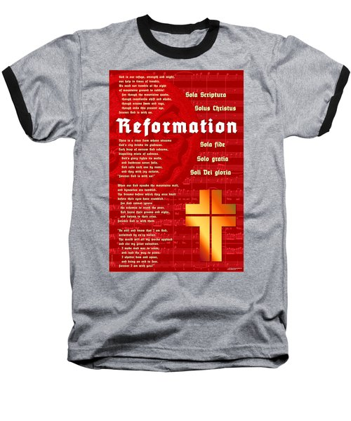Reformation Baseball T-Shirt