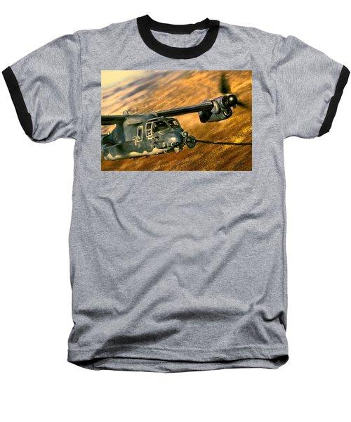 Refueling Baseball T-Shirt
