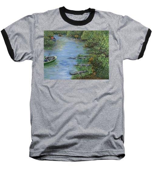 Refuge? Baseball T-Shirt