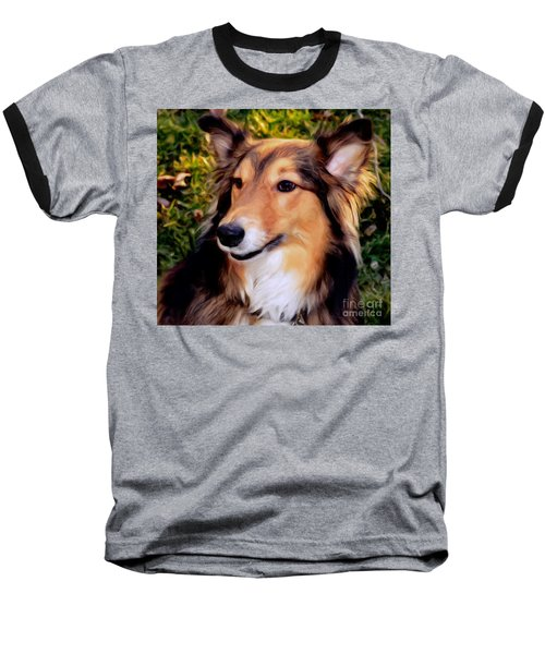 Regal Shelter Dog Baseball T-Shirt