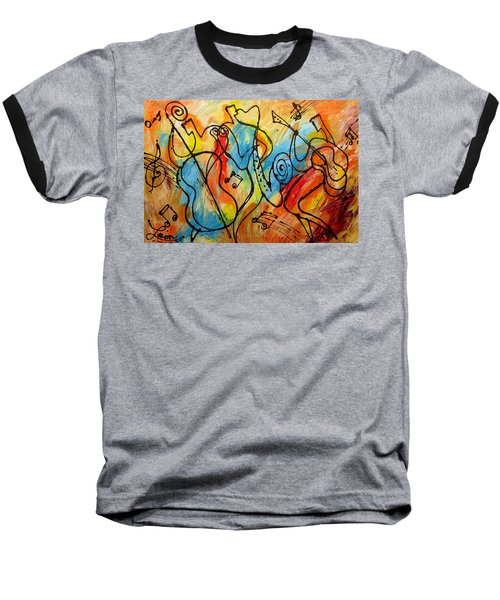 Regtime 2 Baseball T-Shirt