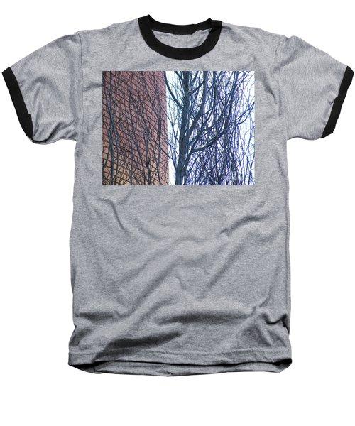 Regular Irregularity  Baseball T-Shirt by Brian Boyle