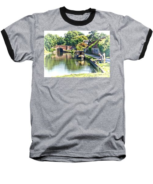 Relaxation Baseball T-Shirt