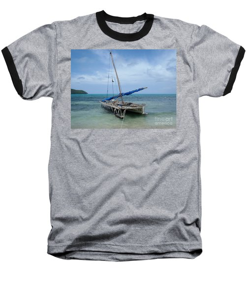 Relaxing After Sail Trip Baseball T-Shirt