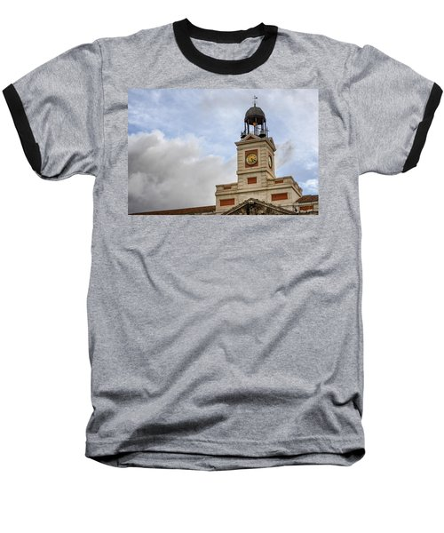 Reloj De Gobernacion 1 Baseball T-Shirt