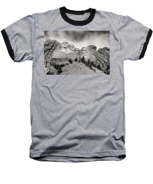 Remarkable Rushmore Baseball T-Shirt