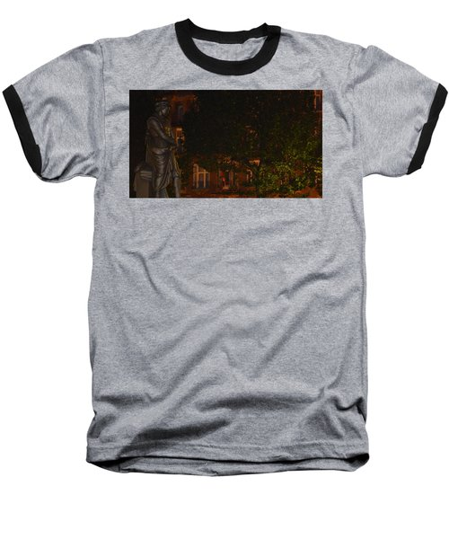 Rembrandt Square Baseball T-Shirt