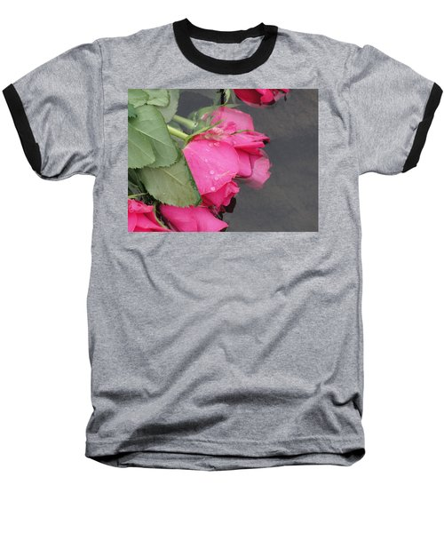 Baseball T-Shirt featuring the photograph Remember by Tiffany Erdman