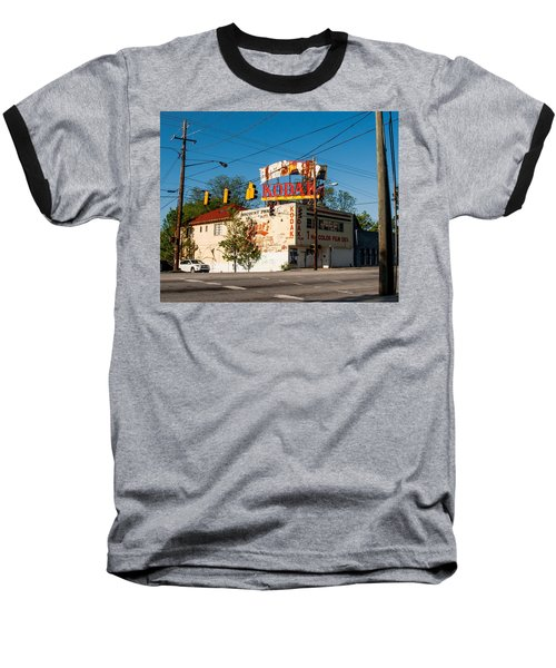 Baseball T-Shirt featuring the photograph Remember When? by Robert L Jackson