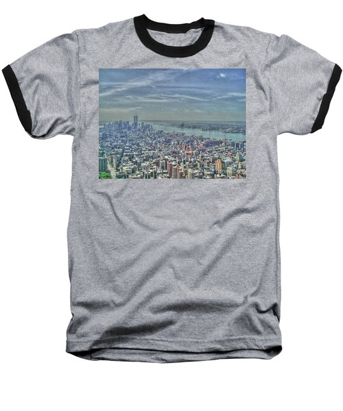 New York Remembering 9/11 Baseball T-Shirt