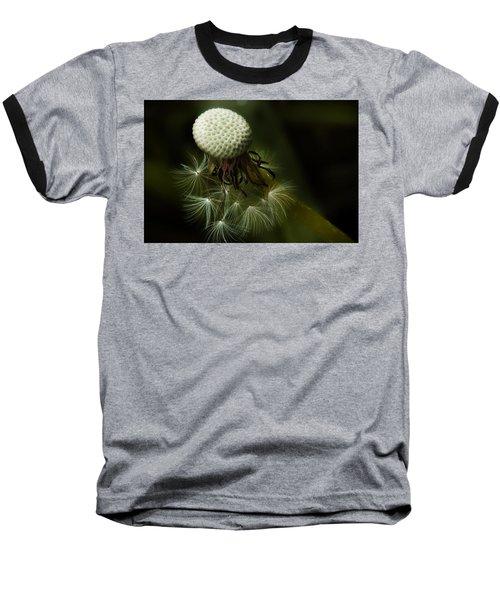 Life Is Short Baseball T-Shirt by Michael Eingle