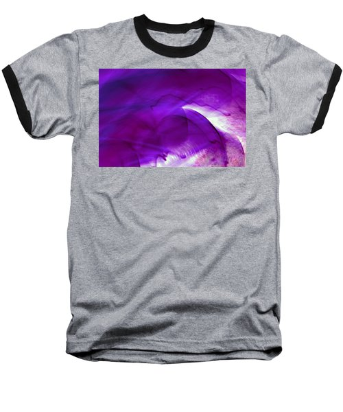 Remembrance - Purple Baseball T-Shirt
