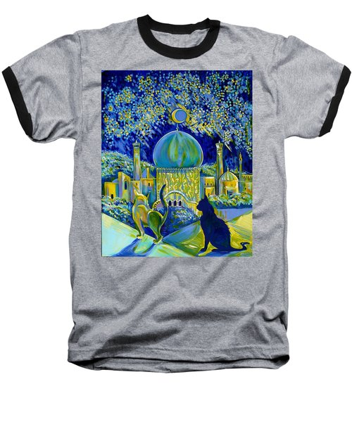 Reminiscences Of Asia. Bed Time Story Baseball T-Shirt