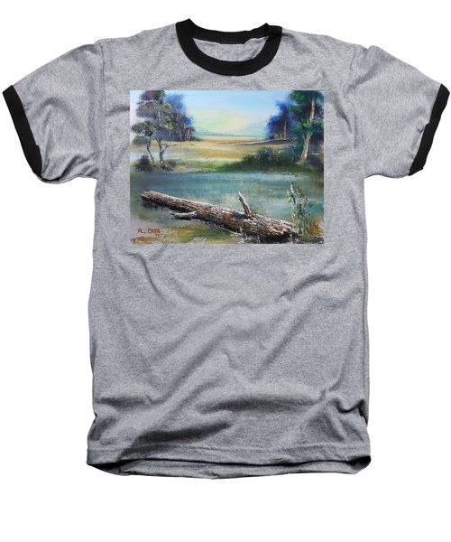 Remnant Baseball T-Shirt by Remegio Onia