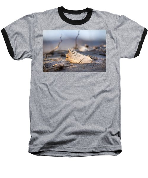 Remnants Of Icarus Baseball T-Shirt