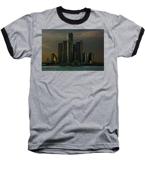 Renaissance Center Baseball T-Shirt