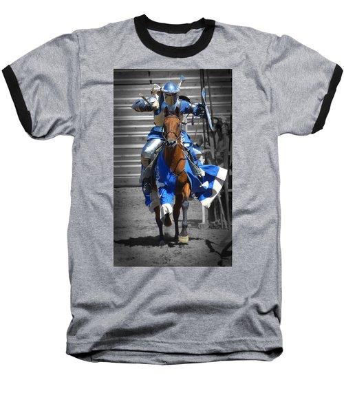 Renaissance Knight Baseball T-Shirt