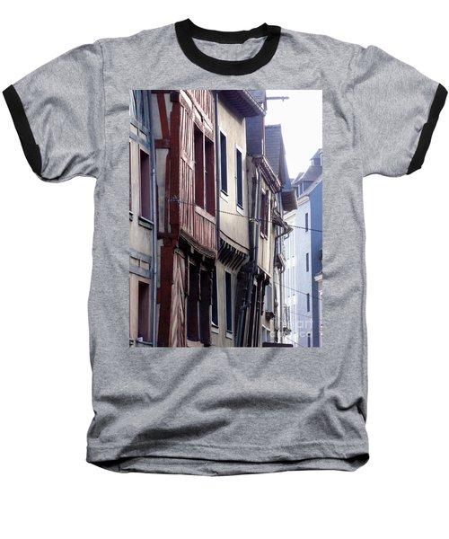 Rennes France 2 Baseball T-Shirt