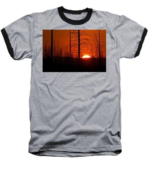 Requiem For A Forest Baseball T-Shirt