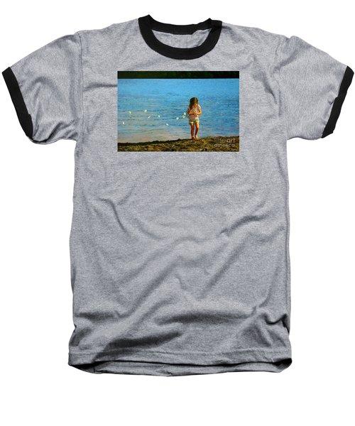 Rescuer Baseball T-Shirt