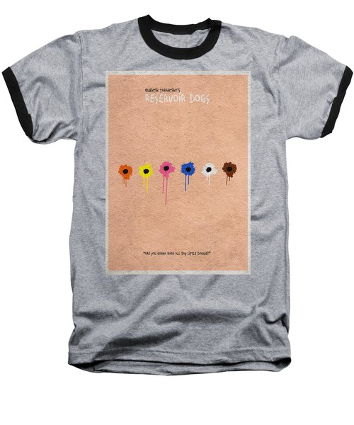 Reservoir Dogs - 2 Baseball T-Shirt