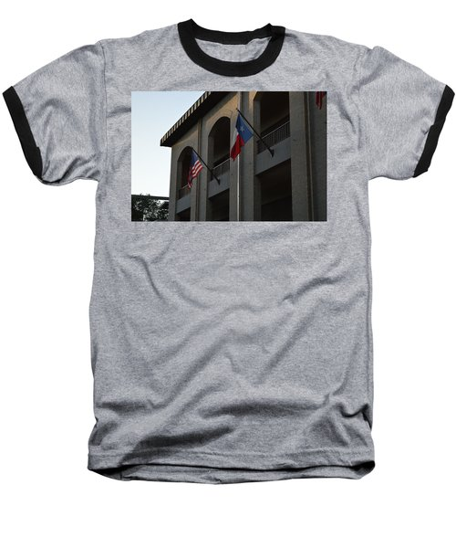 Baseball T-Shirt featuring the photograph Respect by Shawn Marlow