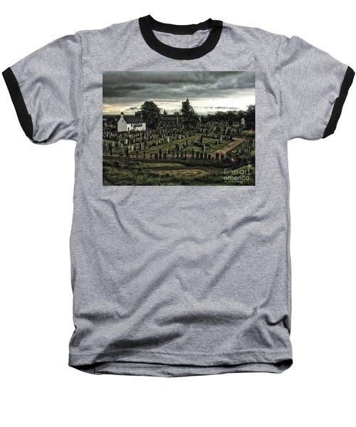 Rest In Peace Baseball T-Shirt