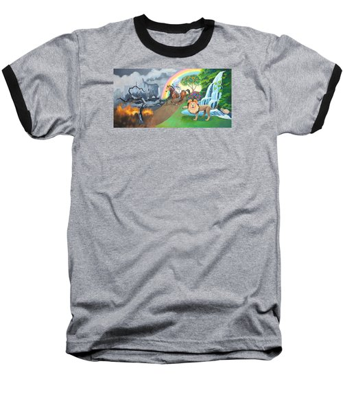Restoration Baseball T-Shirt